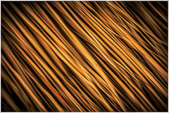 Diagonal lines (Chas56) Tags: orange abstract blur color colour texture colors lines yellow canon warm waves pattern stripes patterns shapes straw diagonal canon5dmkiii