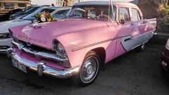 1956 Plymouth Beldevere (Zagorcan) Tags: vintage turkey classiccar vintagecar plymouth istanbul mopar oldcars eski americancar klasik çamlıca retrocar antika 56plymouth beldevere çamlıcatepesi eskiaraba klasikotomobil klasikaraba amerikanaraba plymouthbeldevere