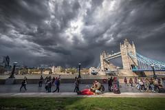 London town! (Jonathan Fletcher Photography) Tags: city uk greatbritain london thames river landscape flickr capital shard jonathanfletcher fujixt1