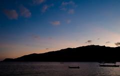 Kuta Beach, Lombok (irul_iyoel) Tags: sunset beach indonesia hill lombok kuta