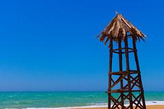The beach (Robert Mind) Tags: sea summer sky color beach canon photography photo day sicily