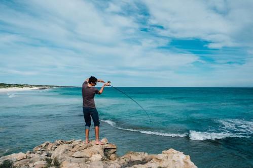 Gone fishing. Unfortunately the fish were also gone. . . Made with my #fujixe1 and #vscofilm. . . #grey near #cervantes and #lancelin #seeaustralia #thisiswa #westisbest #exploreaustralia #ig_discover_australia #amazingcoralcoast #perthisok #perthlife #fi