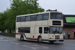 Back from the auction (Tim Butler Photography) Tags: 3018 ra233 balloch mccollscoaches dublinbus ringsenddepot