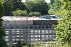 20150625 033 Laira Depot. Grounded Stores Van Assumed 200067, 200118 29T 4-Wheel Van (15038) Tags: wagon la br trains goods railways freight britishrail vca vaa vda laira 200118 internaluser 4wheelvan 200067 storesvan