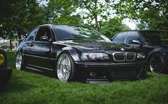 BMW M3 E46 (eric.vanryswyk) Tags: auto park city canada field grass car 35mm 50mm lights nikon okanagan wheels 911 automotive columbia porsche bmw british f2 kelowna nikkor f18 m3 rs gtr 991 997 e46 d610