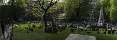Granary Burial Ground, Boston (Ian@NZFlickr) Tags: usa boston spring ground burial granary