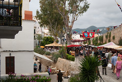 Festa Medieval Eivissa (Tim Cunningham's Images) Tags: spain medieval ibiza eivissa festa balearics