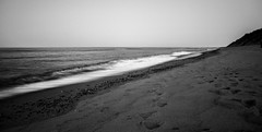 beach-2 (malenajax) Tags: sky beach water night sand waves capecod