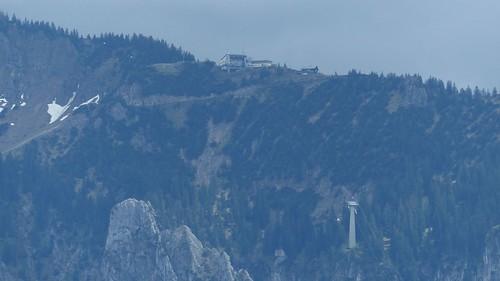 Blick auf den Tegelberg