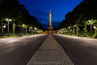 Berlin - The Victory Monument
