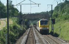 Ligne Athus-Meuse (ilbassodigenova) Tags: belgium railway alstom meuse athus sncb