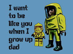 I want to be like you dad... (tim constable) Tags: thanksgiving family training dangerous worship thankyou lego father gap appreciation celebration suit parent lucky hero idol figure learning radioactive minifig protective fathersday protection generation biological chemical mydad minifigure occupation playmobile rolemodel happyfathersday lookupto showingtheway idolise timconstable