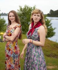 Girlfriends (Staropramen1969) Tags: girls summer portrait people