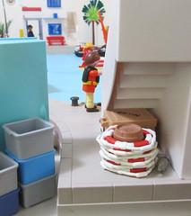 Harbor 41 (TimSpfd) Tags: playmobil harbor hotel diorama toys