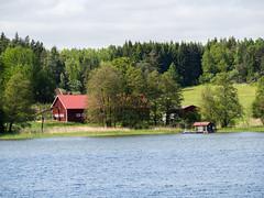 Bogesund (Daniel Turull) Tags: nature water landscape se meetup sweden hike sprig vaxholm bogesund stockholmsln