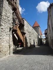 Stadswal van Tallinn