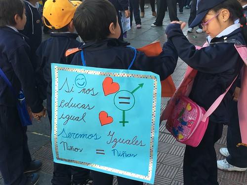 Marcha equidad de género