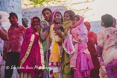 Barsana Nandgaon Lathmar Holi Low res (51 of 136) (Sanjukta Basu) Tags: holi festivalofcolour india lathmarholi barsana nandgaon radhakrishna colours