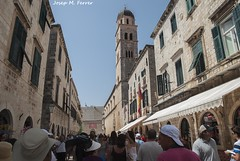 EL TURISTA, AMO I SENYOR DE DUBROVNIK (Crocia, agost de 2012) (perfectdayjosep) Tags: croatia croacia crocia perfectdayjosep dubrovnik balcans balcanes balkans