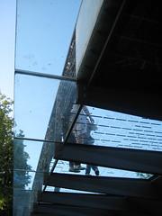 under_the_bridge_of_love2 (Wiebke) Tags: ljubljana slovenia europe vacationphotos travel travelphotos butchersbridge mesarskimost bridge footbridge lovepadlocks modernbridge ljubljanica