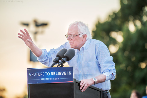 Bernie Sanders Rally @ RFK June 9th, 201 by hillels, on Flickr