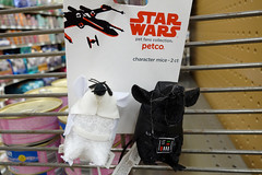 Star Wars Cat Play Mice at Petco 6-16 (anothertom) Tags: shopping starwars store funny darth item petco cattoy 2016 coralvilleiowa sonyrx100ii charactermice