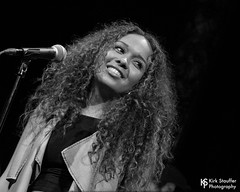 Jasmine Jordan @ Columbia City Theater (Kirk Stauffer) Tags: show lighting red portrait bw musician music woman brown white black cute girl beautiful beauty smile smiling fashion lady female wonderful hair lights photo amazing concert model glamour eyes nikon women perfect long pretty tour singing sweet song feminine live stage gorgeous awesome gig goddess young band adorable pop lips curly precious sing soul singer indie attractive stunning vocalist tall perform brunette lovely fabulous darling wavy vocals siren rb kirk petite d5 stauffer glamorous lovable