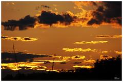 (utchy70) Tags: ciel nuage couchdesoleil soire soir