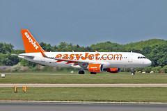 "G-EZWX Airbus A.320-214SL easyJet MAN 03-06-16 (PlanecrazyUK) Tags: egcc manchester man ringway ""manchester airport"" gezwx airbusa320214sl easyjet 030616"