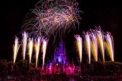 Magic Kingdom 15 (Jason Blalock) Tags: castle ride fireworks disney disneyworld wishes cinderella waltdisneyworld attraction fantasyland cinderellascastle wishesfireworks