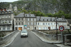 isolated village (HDH.Lucas) Tags: travel house france village lucas