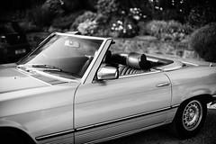 L1000015 (suey_11) Tags: leica bw 50mm mercedes blackwhite convertible sl noctilux monochrom 350sl m246