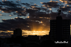 HlioDoi-8783 (Hlio Doi photographer) Tags: sunset sol brasil raios de do sinister 03 sp drama julho por assis anoitecer nightfall sinistro 2016 grandeangular dramaticidade