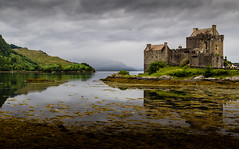 UK - Scotland - Dornie - Eilean Donan Castle (Marcial Bernabeu) Tags: uk greatbritain castle scotland unitedkingdom united kingdom escocia eilean donan castillo eileandonan bernabeu reino unido reinounido marcial dornie bernabu granbretaa