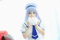 ka16 (Nhp xinh trai siu cp !) Tags: kafuu chino china japan vietnam cute cosplay sweet girl kawaii nyy chan portrait indoor gochuumon wa usagi desu ka student anime manga