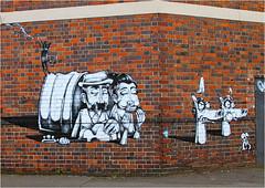 City of Colours :   SEPR (donbyatt) Tags: streetart festival graffiti birmingham spraycans urbanwalls sepr cityofcolours