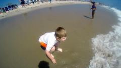 G0052157 (Tom Simpson) Tags: ocean beach newjersey nj nate nathaniel jerseyshore avonbythesea