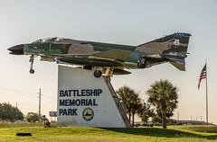 Battleship Memorial Park (Tony Webster) Tags: mobile plane us unitedstates military alabama airforce militaryhistory spanishfort battleshipmemorialpark barrykhenderson stephengschramm
