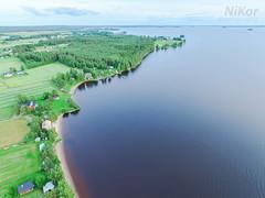 Rinteenranta 1 (niko.korkeasalo@gmail.com) Tags: lake suomi aerial shore inspire ranta drone jrvi vimpeli lappajrvi dji ilmakuva quadcopter rinteenranta