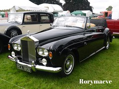 1964 Rolls Royce Silver Cloud III Drophead Coupe (Rorymacve Part II) Tags: auto road bus heritage cars sports car truck automobile estate transport rollsroyce historic motor saloon compact roadster motorvehicle rollsroycesilvercloudiii rollsroycephantomii phantomiilincolntourer