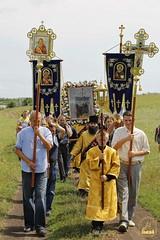 A cross procession from the village of Nikolskoe to the village of Adamovka / Крестный ход из Никольского в Адамовку (30)
