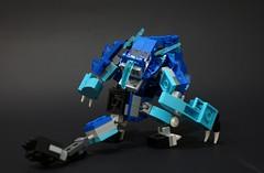 ctvskh06 (chubbybots) Tags: lego kaiju mech pacificrim mixels