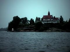 Finnish Island House (John of Witney) Tags: sea house finland island helsinki suomenlinna sveaborg seafortress