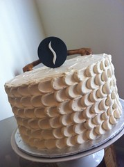 SEPHORA Cake (brooke.nebel) Tags: buttercream ruffled gumpaste