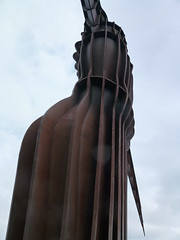 The Angel of the North (John Steedman) Tags: uk greatbritain england unitedkingdom northumberland northeast angelofthenorth grossbritannien theangelofthenorth   grandebretagne