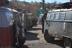 Paskenta gas stop (zombikombi1959) Tags: california bus northerncalifornia vw store rally roadtrip sst 2013 paskenta gasstop shastasnowtrip