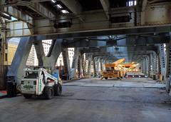 Bridge Construction (jjsnyder5) Tags: bridge chicago river construction replacement testing walsh p310