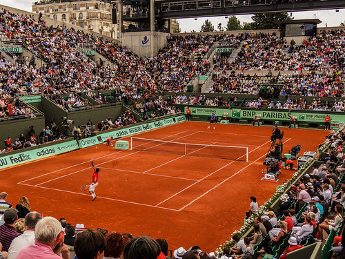 French Open, Paris