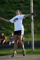 PM7O9037 (westminster.college) Tags: sports field jones athletics women brittany track olivia tissue kristina jenny run womens pole vault angela hurdles titans 2012 majors bonavita 2013 colella althetics 201213 womenstrackfield