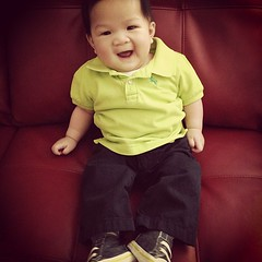 Japorms like my dad :) #summer #baby #goingbulilit (greatauror28) Tags: square squareformat iphoneography instagramapp uploaded:by=instagram